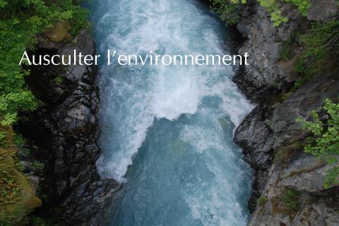Ausculter l'environnement - URL